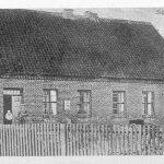 Judziki 20. Rok 1920. W tym budynku w latach 1945-1947 mieściła się szkoła