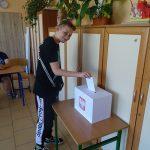 Wybory do Oleckiej Rady Młodzieżowej 6